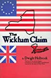 The Wickham Claim, Dwight Holbrook, 0938769006