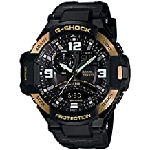 Casio - G-Shock - Gravitymaster - Black/Gold - GA1000-9G