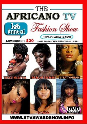 2011 Africano TV 1st Annual Fashion Show