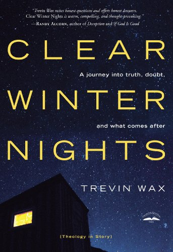 Clear Winter Nights: A Journey into Truth, Doubt, and What Comes After cover