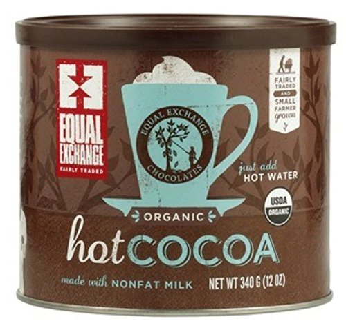 Equal Exchange Organic Hot Cocoa ( 6x12 OZ) ( Value Bulk ()