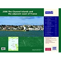 Imray Chart Atlas: The Channel Islands and Adjacent Coast of France (2000)