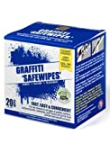 Best Graffiti Removers - Graffiti Safewipes Review