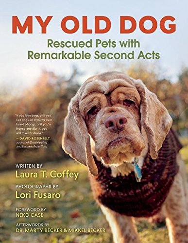 My Old Dog: Rescued Pets with Remarkable Second Acts (Best International Public Health Programs)
