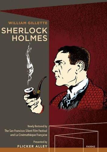 Sherlock Holmes (1916) [Blu-ray/DVD Dual-Format ()