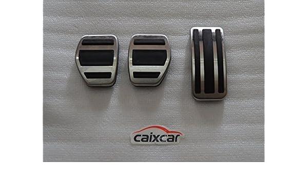 Amazon.com: CAIXCAR P091 PEDAL Citroen C4 2004-2018 DS3 2009-2015 DS4 2011-2015 C4 CACTUS 2014-2018 C4 SEDAN 2006-2018 Peugeot 301 2012-2018 208 2012-2018 ...