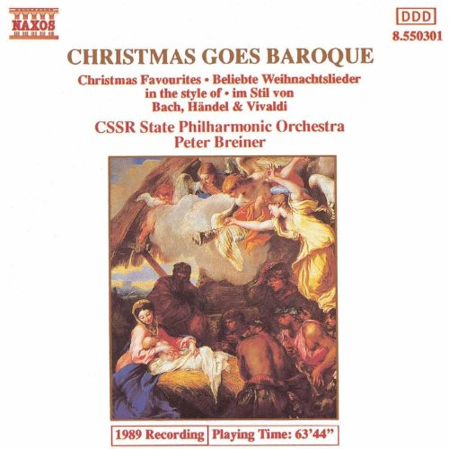 Christmas Goes Baroque 1 (Symphony Christmas Music)