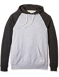 DC Men's Rebel Pullover Raglan Sweatshirt
