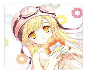 Anime Cute Girl 9 Customized Non-Slip Rubber Mousepad Gaming Mouse Pad by ruishername