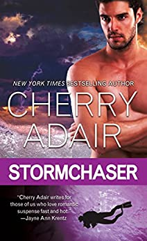 Stormchaser (Cutter Cay) by [Adair, Cherry]