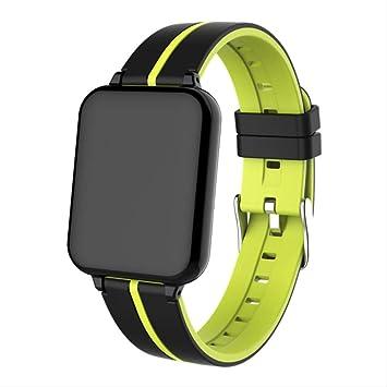 TTYYNN Reloj inteligenteBluetooth Smart Watch Heart Rate ...