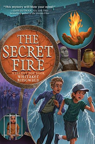 Download The Secret Fire (Secret Box) ebook