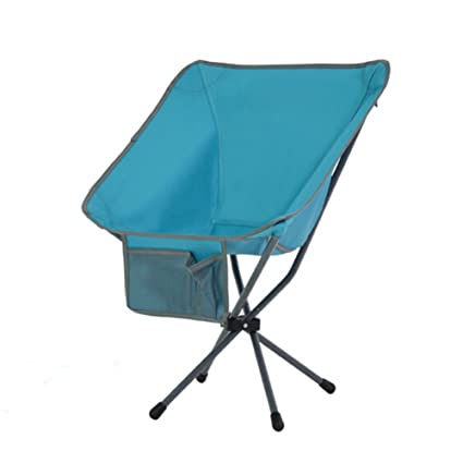 Outdoor Storage Portable Folding Chair Mini Backrest Fishing Moon Chair Director Sketch Backpack Folding Chair Outdoor Furniture Furniture
