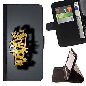 For Motorola Moto E ( 1st Generation ) Case , pintada- la tarjeta de Crédito Slots PU Funda de cuero Monedero caso cubierta de piel