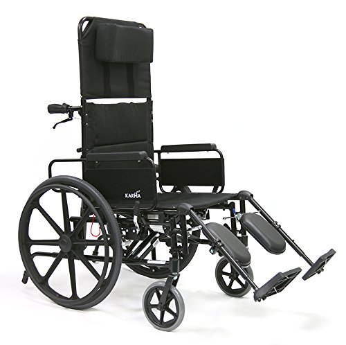 Wheelchair Fixed Armrests - 8