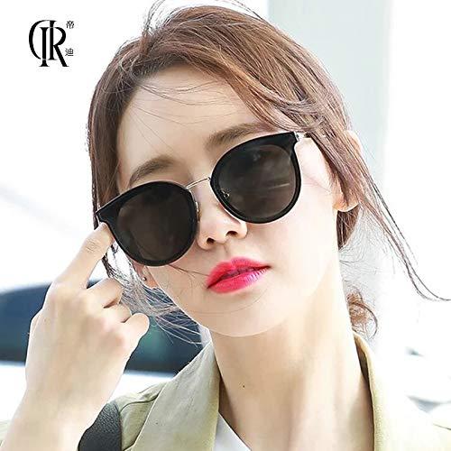 2019 Nuevas gafas de sol Mujer Retro Personalidad Street ...