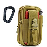 LefRight High Strength Nylon Outdoor Utility Pouch Tools Belt Waist Bag for iPhone 6 Plus