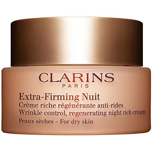 Extra Rich Cream - Extra-Firming Nuit Wrinkle Control, Regenerating Night Rich Cream - Dry Skin, 1.6-oz.