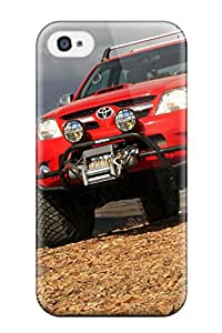 New Style First-class Case Cover For Iphone 4/4s Dual Protection Cover 2010 Toyota Hilux
