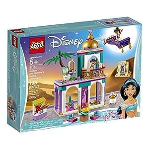 LEGO Disney Princess - 41161 Aladdin And Jasmine's Palace Adventure