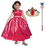 Elena of Avalor Deluxe Child Costume Bundle Set (Small)
