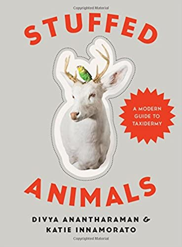 Stuffed animals a modern guide to taxidermy divya anantharaman stuffed animals a modern guide to taxidermy divya anantharaman katie innamorato 9781581573329 amazon books solutioingenieria Image collections