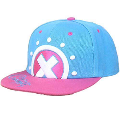 Animated Cartoon Series Canvas Baseball Cap Sun Hat (Tony Chopper)