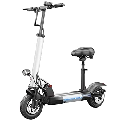 GREATY Patinete Scooter, Poderoso 500W Motor, hasta 37 mph ...