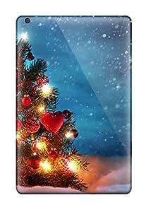Premium Ipad Mini/mini 2 Case - Protective Skin - High Quality For Beautiful Christmas Tree