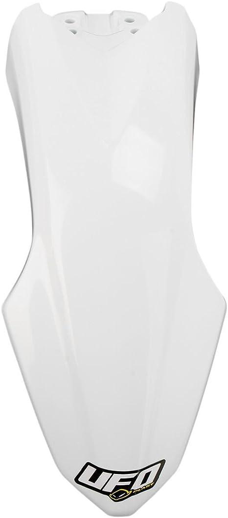 FOR KAWASAKI FENDER RR KLX110 WHITE UFO KA04715-047 Replacement Plastic