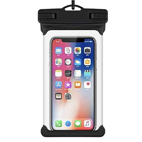Amazon.com: ZH1 - Bolsa impermeable para teléfono móvil, IPX ...
