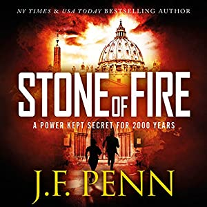 Stone of Fire Audiobook