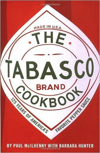 The Tabasco Cookbook: 125 Years of America's Favorite Pepper