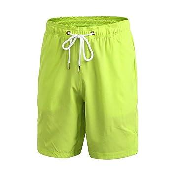 FBYYJK Pantalones Cortos De Yoga Yoga Shorts Sueltos Hombres ...