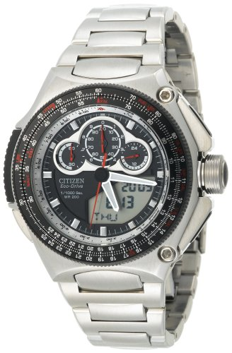 Citizen JW0010 52E Eco Drive Promaster Stainless
