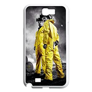 Diy Breaking Bad Cell Phone Case, DIY Durable Cover Case for Samsung Galaxy Note 2 N7100 Breaking Bad