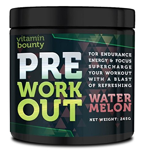 VB- PreWorkout Energy & Focus