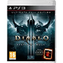 Diablo III (3) Reaper of Souls Ultimate Evil Sony Playstation 3 PS3