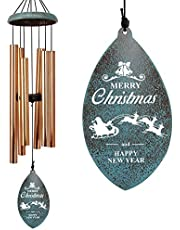 Personalized Memorial Wind Chimes for Loss Loved One,in Memory of Wind Chime as Sympathy Gift