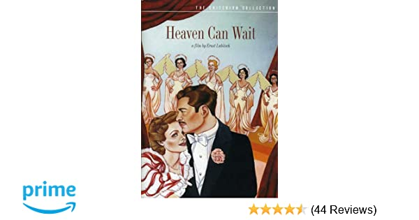 Amazon com: Heaven Can Wait (The Criterion Collection