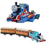 Tomy Thomas play engine! Big Thomas Thomas vehicle set