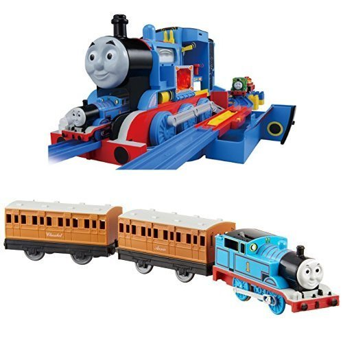 Tomy Thomas play engine! Big Thomas Thomas vehicle set by no!no!