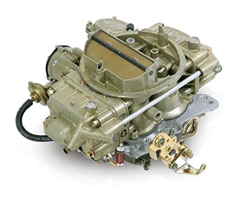 Holley 0-80555C Model 4175 650 CFM Spread Bore 4-Barrel Vacuum Secondary Electric Choke New Carburetor - Bore 4 Barrel Vacuum Secondary