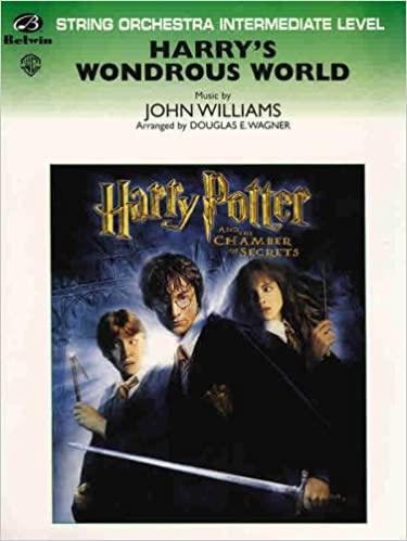 harrys wondrous world from harry potter and the chamber of secrets pop concert string orchestra