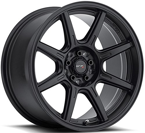 Drifz 308B SPEC-R Black Wheel (17x8