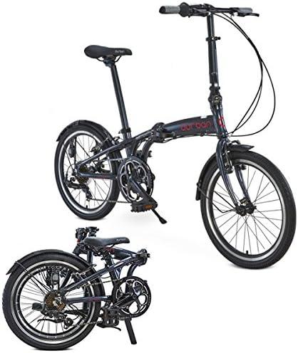 Sampa de Durban Pro Bicicleta Plegable Shimano Azul Bicicleta ...
