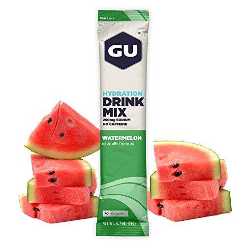GU Hydration Drink Watermelon Count