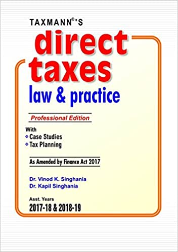 Taxation In India Pdf