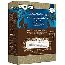 Addiction Outback Kangaroo Feast Grain Free Dehydrated Dog Food, 2 lb.