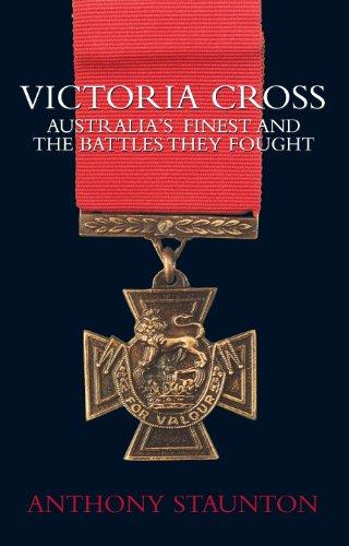 victoria cross staunton anthony